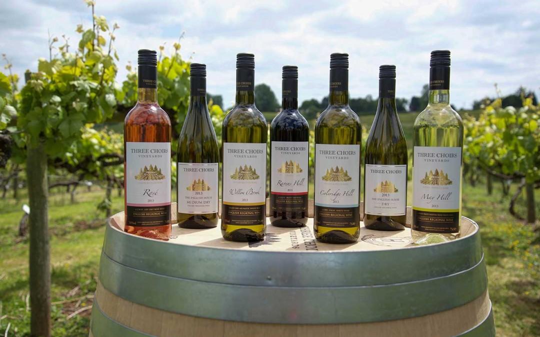 Three Choirs Wines