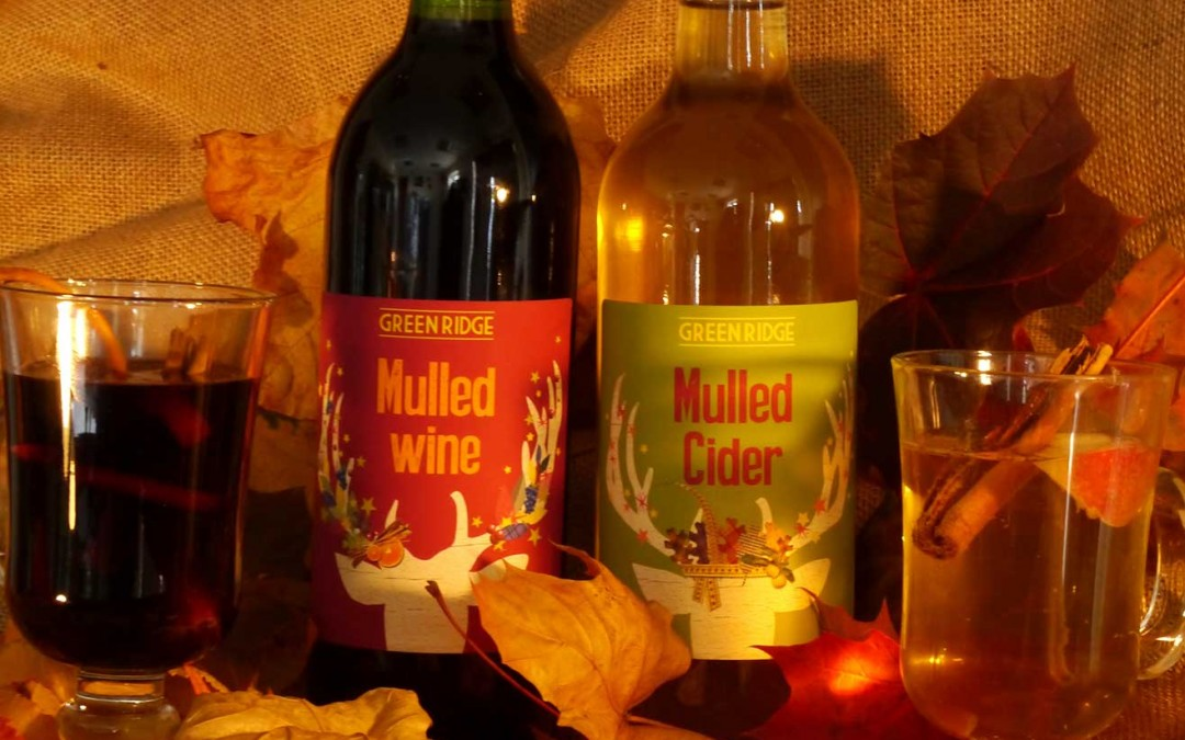 Greenridge wine mulled