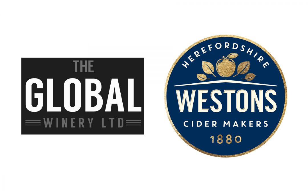 Global Winery & Westons Logos