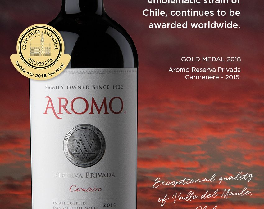 Aromo New Labels!